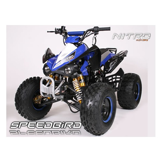Speedbird Deluxe CXG 125cc 4T R8 Semiaut. c/ marcha atrás