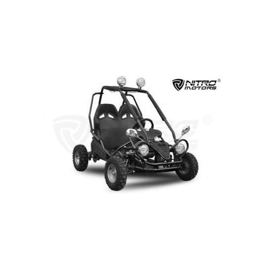 buggy 50cc 4t R6 biplaza con mando