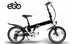 "Bicicletas Eléctricas Line ST TROPEZ 250w 20"" 7 Speed shimano aluminio Plegable"