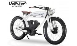 """Bicicletas Eléctricas CLASSIC VELOCIFERO 250w 26"""" 3 Speed shimano Plegable"""