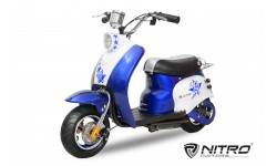SCOOTER ECO RETRO  350W 24V R 6,5