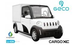 GECO COCHE ELÉCTRICO CARGO XC DE 7,5KW 72V 140AH