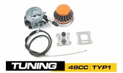 CARBURADOR Tuning 49cc Tipo 1