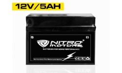 Batería de gel  Nitro debatería de arranque sin mantenimiento YT5L-BS 12V 5Ah