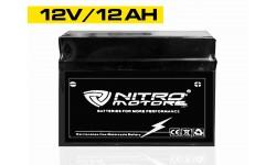 Batería de gel de plomo de Nitro 6V 4.5Ah / 20Hr NM6-4.5