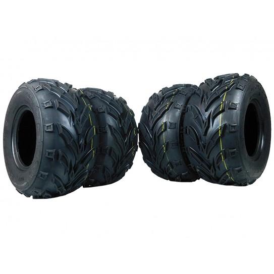 Neumático  midi quad  16/8.00-7
