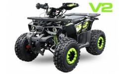 Quad RUGBY RS8 CVT 150cc  R10 Semi Aut/ + marcha atrás