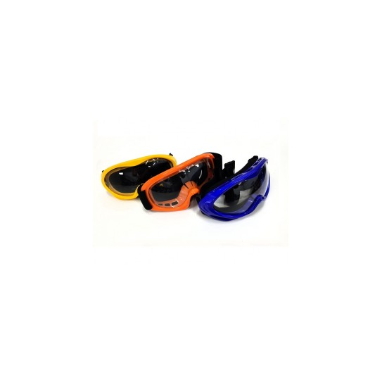 GAFAS DE CROSS KIMO INFANTIL C/ PROTECCION UV