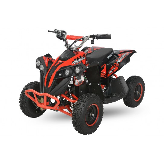 Eco AVENGER PRIME 1000w36v  R6 3 etapas