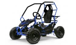 Eco Gokart Crosser 1000W 36V 6 pulgadas 2-etapas