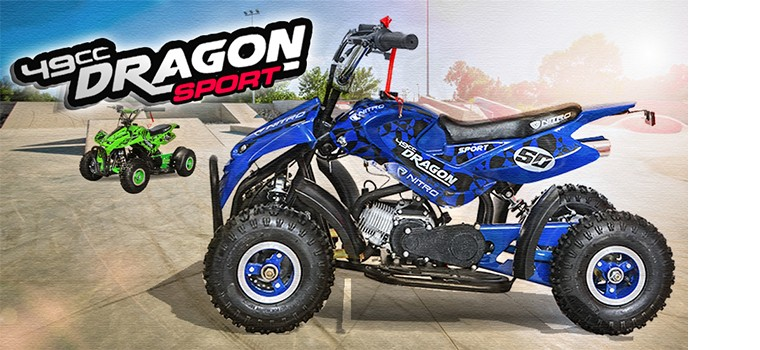 DRAGON 49CC 2018