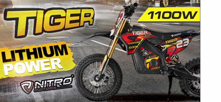 ECO TIGER 1100W