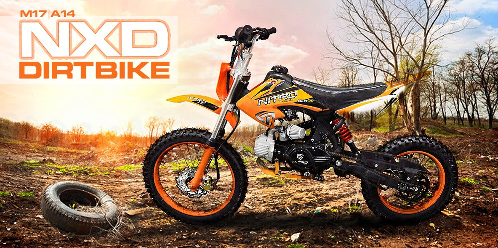 DIRT BIKE NXD 125CC